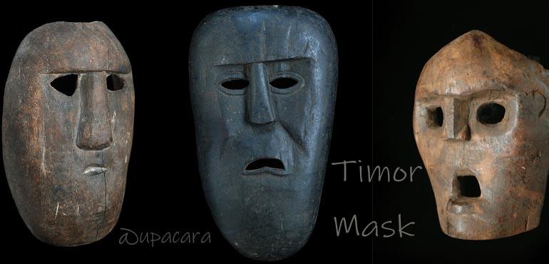 ティモールマスク